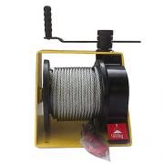 Лебедка ручная червячная HWVS-1000