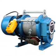 Лебедка электрическая 1 т. CD-500A 380В